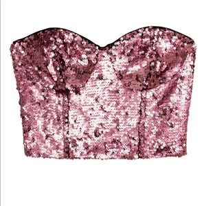 Sequenced Bustier